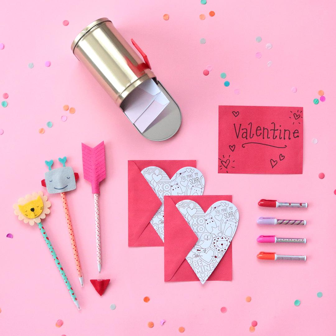 Kids Valentines Party